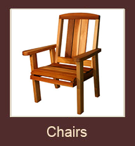 Our Furniture Is Handcrafted From Premium Grade Clear Western Red Cedar At  Our Location In Alton, Illinois. Our Products Come Sealed With A Water  Sealer And ...